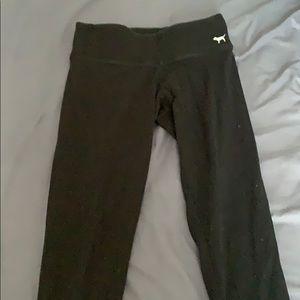 Pink leggings| size:XS